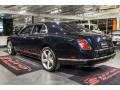 Bentley Mulsanne Speed Black Sapphire Metallic photo #17