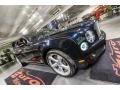 Bentley Mulsanne Speed Black Sapphire Metallic photo #44