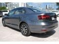 Volkswagen Jetta SE Platinum Gray Metallic photo #7