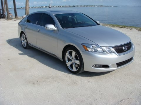 Mercury Metallic 2008 Lexus GS 350
