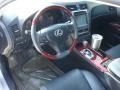 Lexus GS 350 Mercury Metallic photo #12