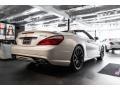 Mercedes-Benz SL 65 AMG Roadster designo Magno Cashmere White photo #6