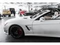 Mercedes-Benz SL 65 AMG Roadster designo Magno Cashmere White photo #7