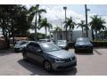 Volkswagen Jetta SE Platinum Gray Metallic photo #1