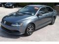 Volkswagen Jetta SE Platinum Gray Metallic photo #4