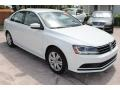 Volkswagen Jetta S Pure White photo #2
