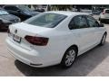 Volkswagen Jetta S Pure White photo #9