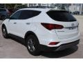 Hyundai Santa Fe Sport  Pearl White photo #6