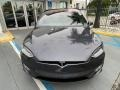 Tesla Model X 100D Midnight Silver Metallic photo #6