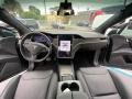 Tesla Model X 100D Midnight Silver Metallic photo #22