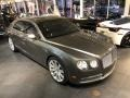 Bentley Flying Spur W12 Titan Gray Metallic photo #2