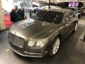 Bentley Flying Spur W12 Titan Gray Metallic photo #5