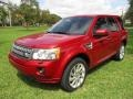 Land Rover LR2 HSE Firenze Red Metallic photo #1