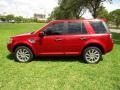 Land Rover LR2 HSE Firenze Red Metallic photo #3