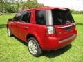 Land Rover LR2 HSE Firenze Red Metallic photo #5