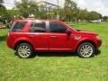 Land Rover LR2 HSE Firenze Red Metallic photo #11