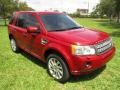 Land Rover LR2 HSE Firenze Red Metallic photo #13