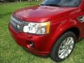 Land Rover LR2 HSE Firenze Red Metallic photo #17