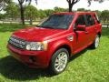 Land Rover LR2 HSE Firenze Red Metallic photo #21