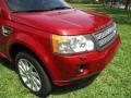 Land Rover LR2 HSE Firenze Red Metallic photo #31