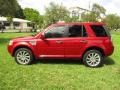 Land Rover LR2 HSE Firenze Red Metallic photo #33