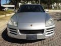 Porsche Cayenne  Crystal Silver Metallic photo #15