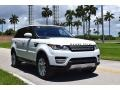Land Rover Range Rover Sport HSE Fuji White photo #1