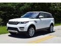 Land Rover Range Rover Sport HSE Fuji White photo #8