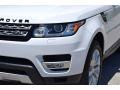 Land Rover Range Rover Sport HSE Fuji White photo #9