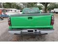 Chevrolet Silverado 1500 Work Truck Regular Cab Dark Green Metallic photo #8