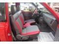 Mazda B-Series Truck B2200 Regular Cab Blaze Red photo #14