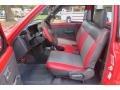 Mazda B-Series Truck B2200 Regular Cab Blaze Red photo #15