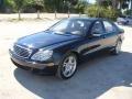 Mercedes-Benz S 430 Sedan Capri Blue Metallic photo #3