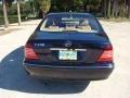 Mercedes-Benz S 430 Sedan Capri Blue Metallic photo #6