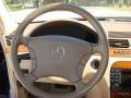 Mercedes-Benz S 430 Sedan Capri Blue Metallic photo #15