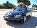 Mercedes-Benz S 430 Sedan Capri Blue Metallic photo #29