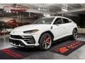Lamborghini Urus AWD Bianco Icarus Metallic photo #44
