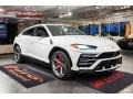 Lamborghini Urus AWD Bianco Icarus Metallic photo #45