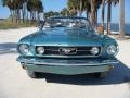 Ford Mustang Convertible Tahoe Turquoise photo #2