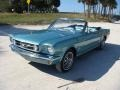 Ford Mustang Convertible Tahoe Turquoise photo #3