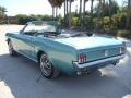 Ford Mustang Convertible Tahoe Turquoise photo #5