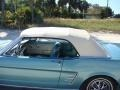 Ford Mustang Convertible Tahoe Turquoise photo #33