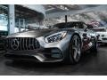 Mercedes-Benz AMG GT Roadster Selenite Grey Metallic photo #1