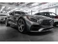 Mercedes-Benz AMG GT Roadster Selenite Grey Metallic photo #2