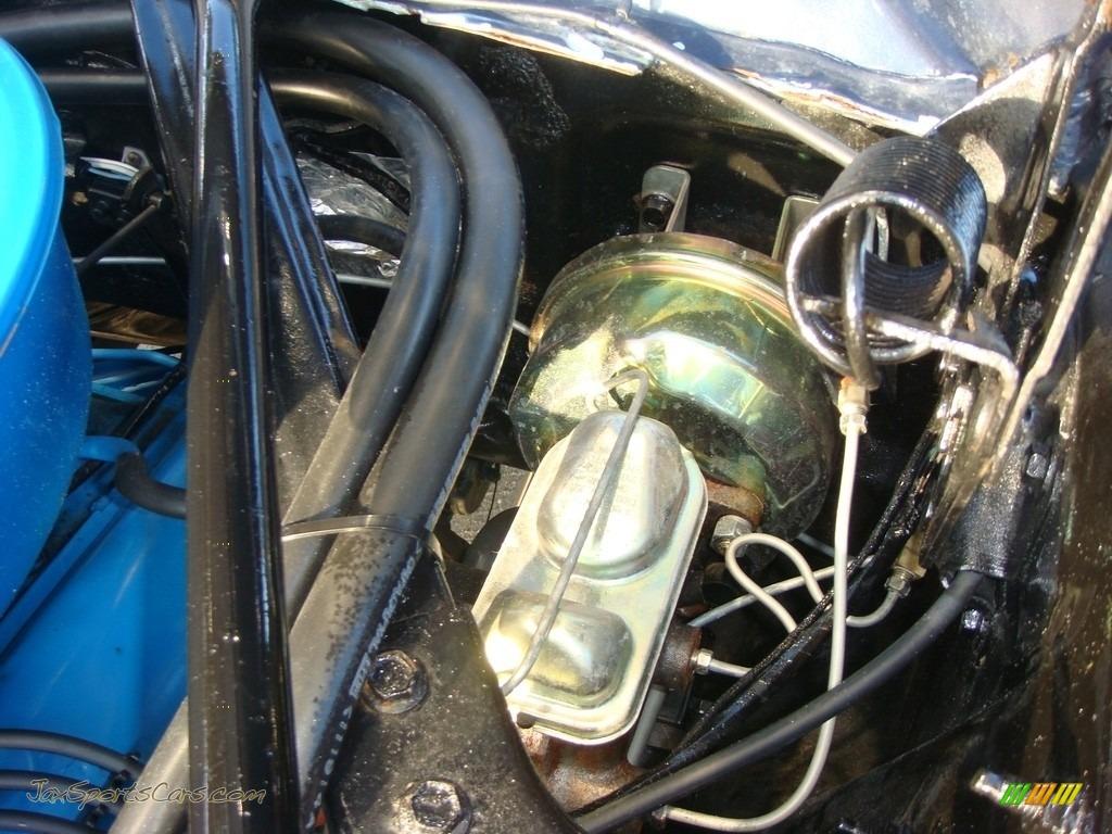 1966 Mustang Convertible - Nightmist Blue / Light Blue photo #43