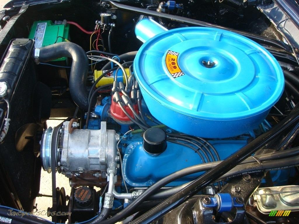 1966 Mustang Convertible - Nightmist Blue / Light Blue photo #44