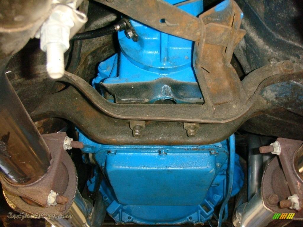 1966 Mustang Convertible - Nightmist Blue / Light Blue photo #56