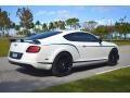 Bentley Continental GT GT3 R Glacier White photo #3