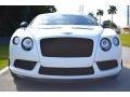 Bentley Continental GT GT3 R Glacier White photo #14