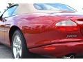 Jaguar XK XK8 Convertible Carnival Red Pearl Metallic photo #12